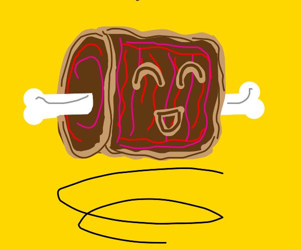 Happy roast