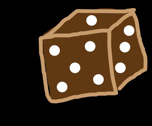 Brown Dice