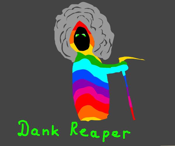 The Grim Reaper's Opposite