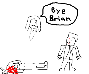 "ASDF movie ""Bye brian"" sketch"