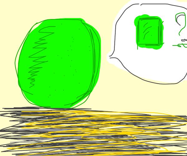 Lemon defies geometric definition