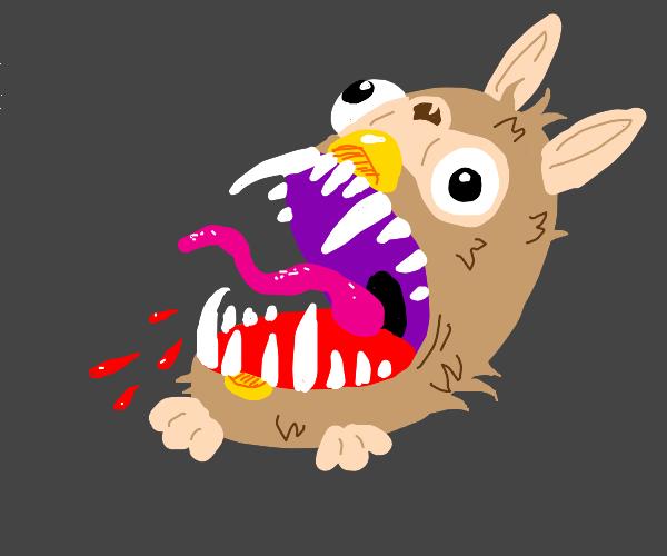 The apex predator: a Furby