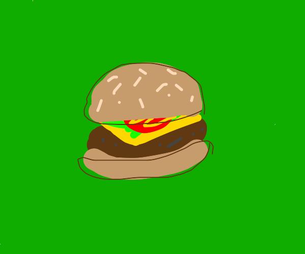 mmm cheeseburger