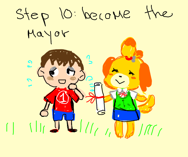 step 9: travel far away and start life anew