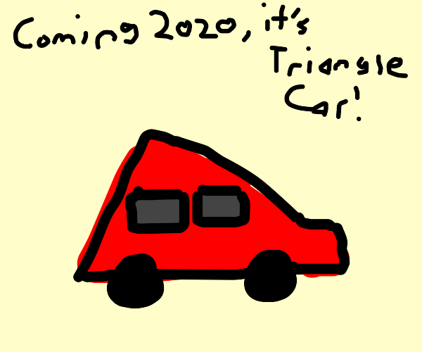 Triange Car - Coming 2020