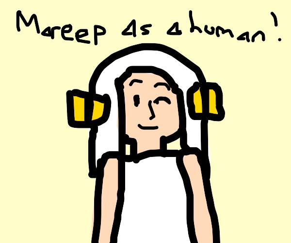 human mareep