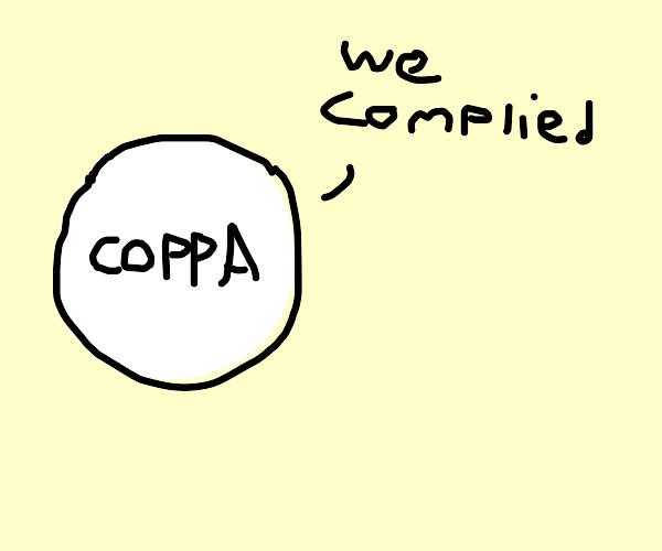 Coppa complied