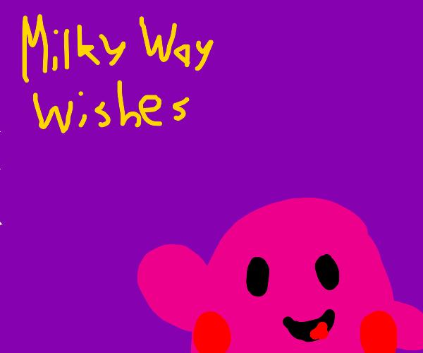 Milky Way Wishes intro (Kirby)