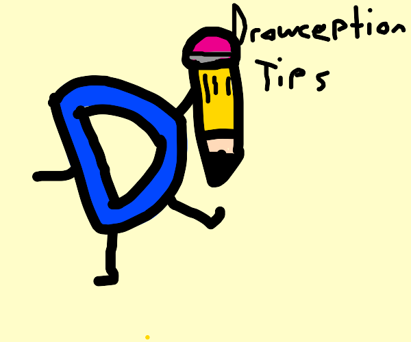 tips for drawception