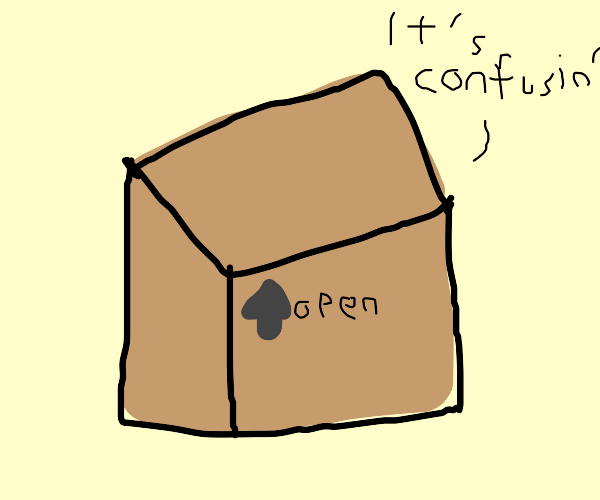 confusing box