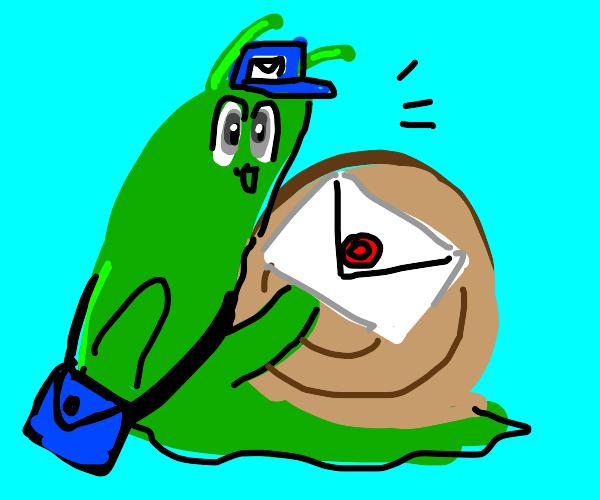 snail deliver