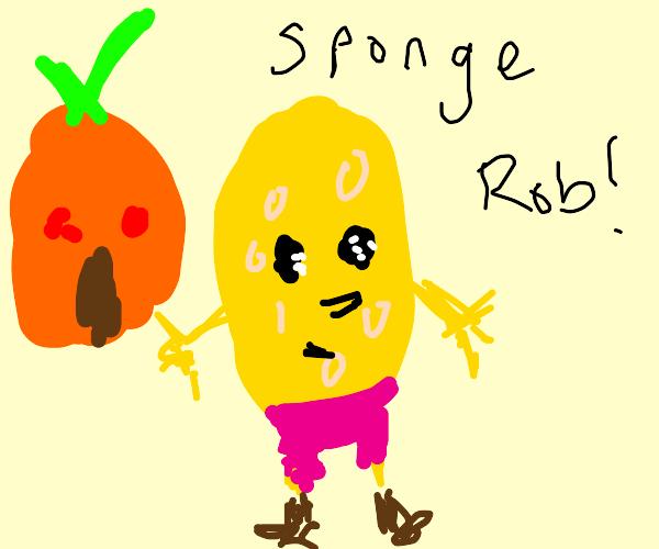 bootleg spongebob