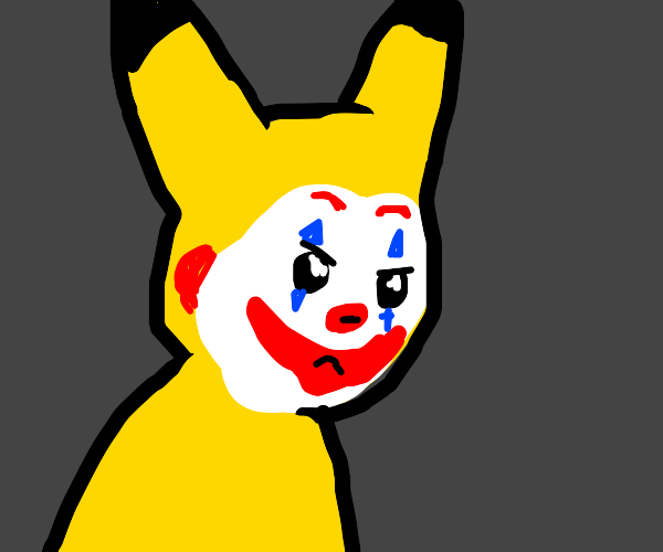 pikachu lived in a society