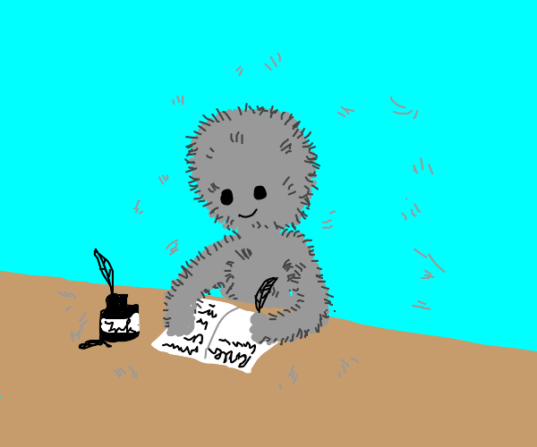 Fuzzy Writer