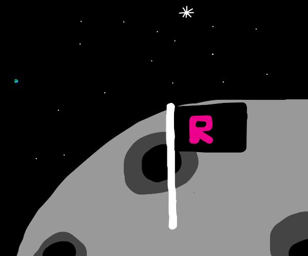 Team Rocket pursues actual space travel