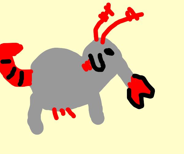 Lobstelephant