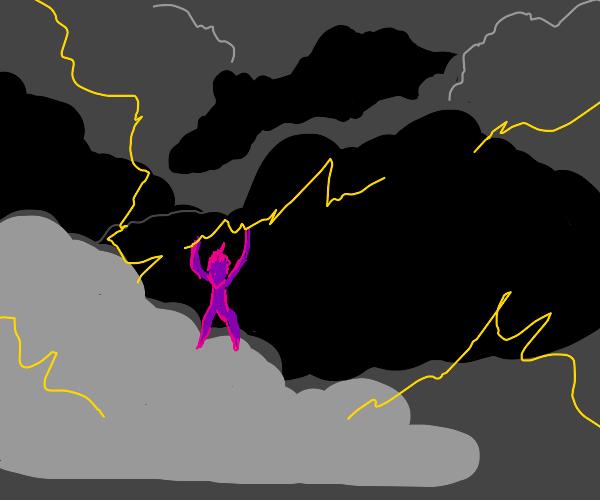 Purpled Controls thunder