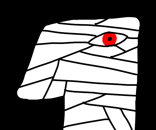 Picasso Mummy