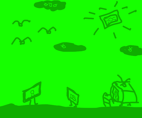 the green tv realm