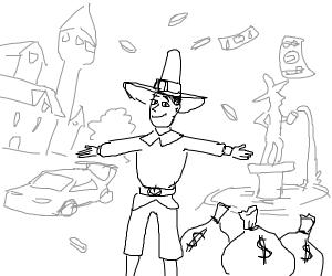 rich pilgrim