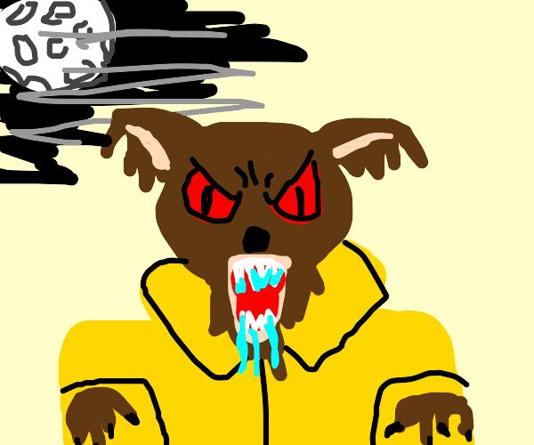 rabid werewolf