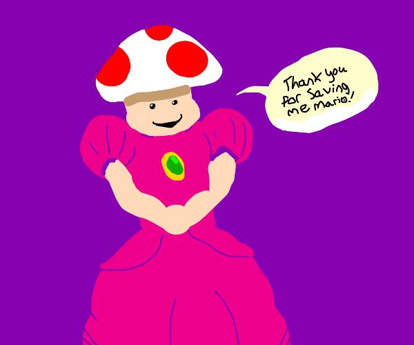 Princess Toad(stool)