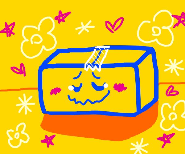 Blushing box