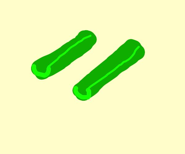 Celery bars
