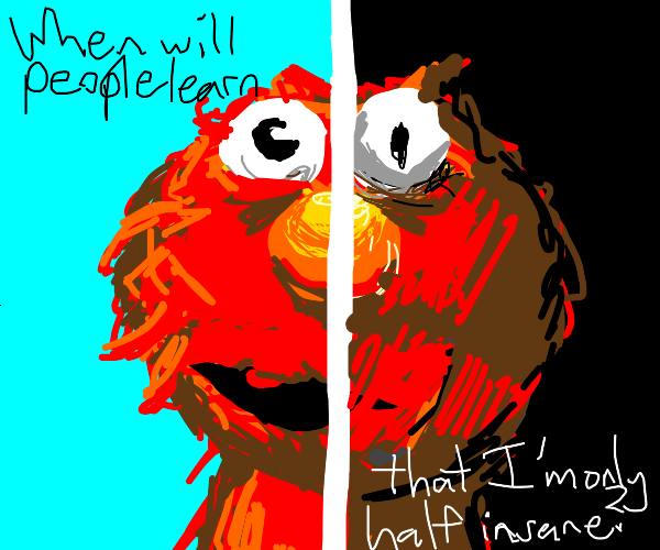 The Duality of Elmo