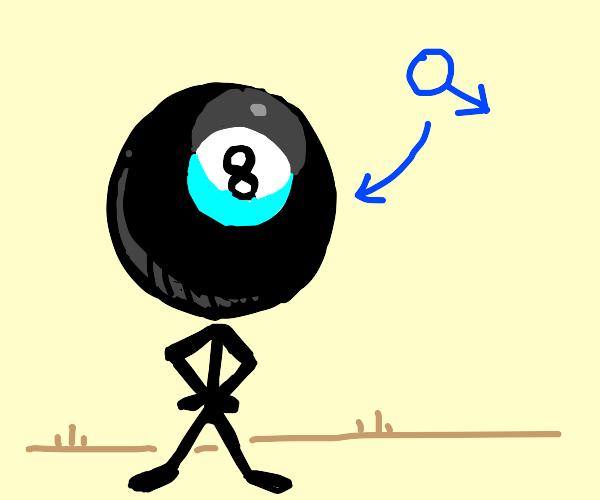 8-ball guy
