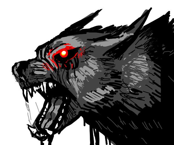 Rabid Wolf