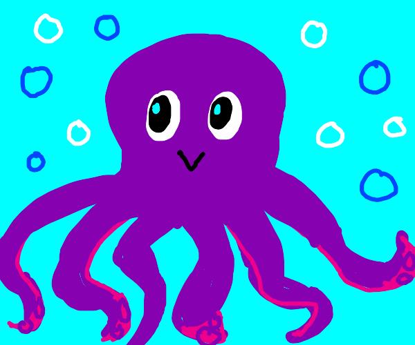 cute lil octopus ovo