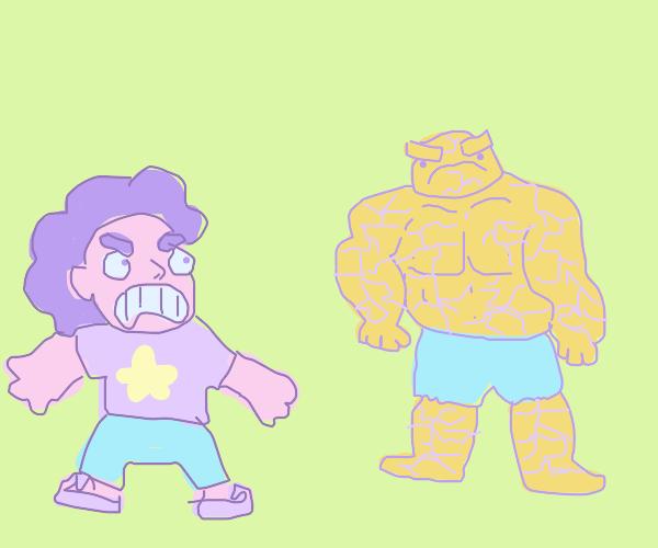 The Thing vs Steven Universe