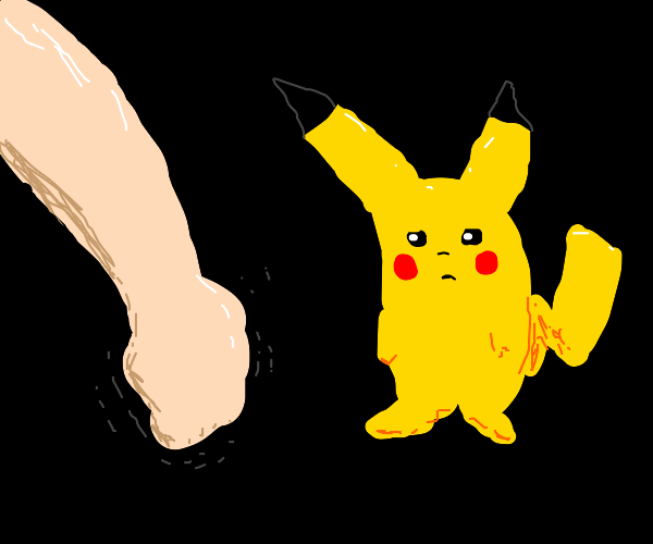 sorry pikachu