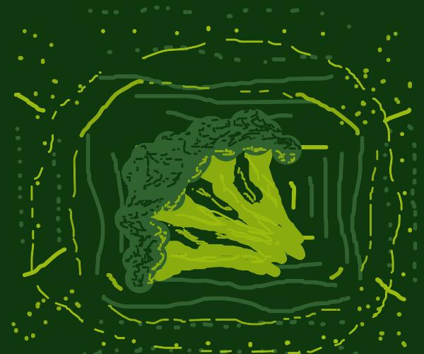 Broccoli in the fourth dimension