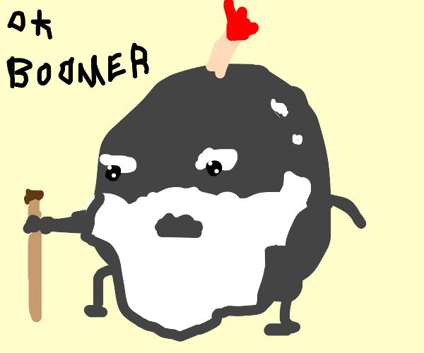 Boomer or bomb