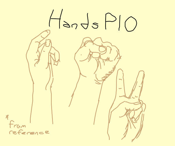 Hands (Pass it On)