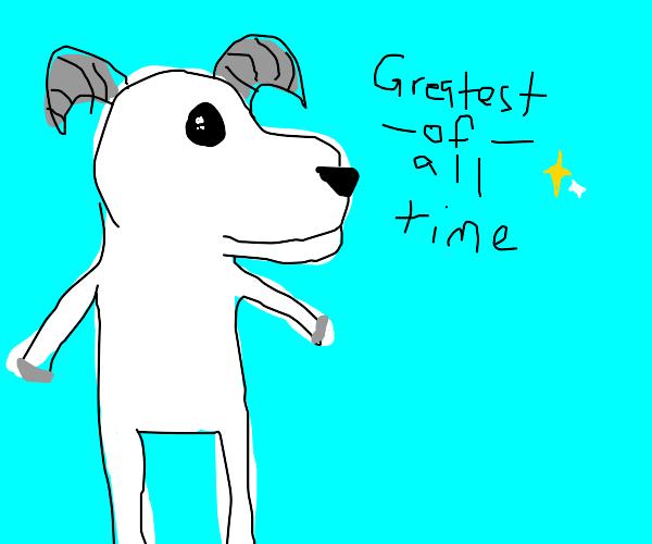 goat man