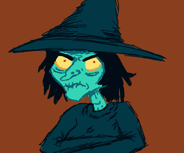 Angry Witch