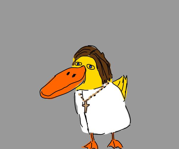 Jesus Duck