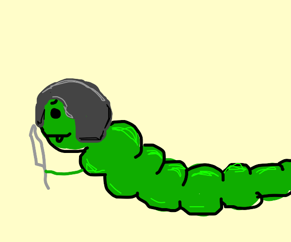 Warrior Caterpillar
