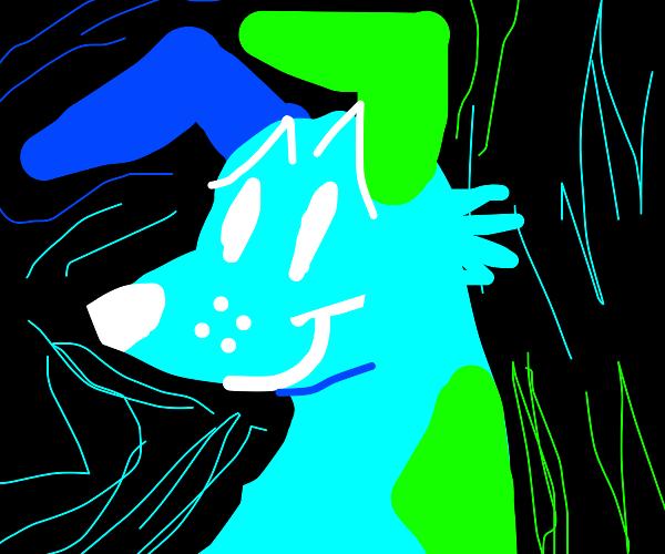 Neon Puppy
