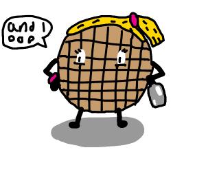 sksksksk waffles and i oop