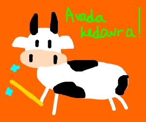 Magic cow wan