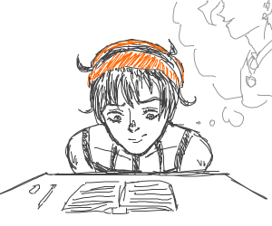 Narancia goes back to school