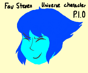Favorite Steven Universe character P.I.O