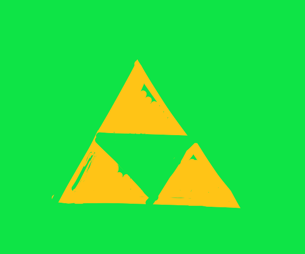 tri force symbol