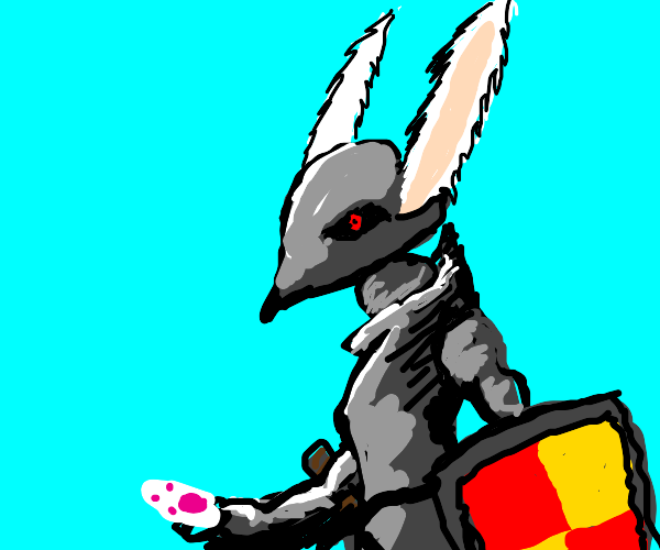 rabbit knight