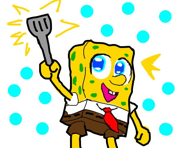 spongebob anime