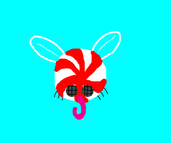 Peppermint Fly!